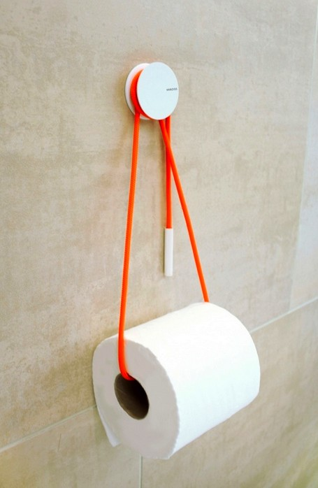 Diabolo holder un support de papier toilette tout simple blog d co design - Papier toilette colore ...