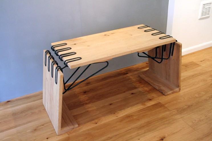 bureau in tension par michael carroll blog d co design. Black Bedroom Furniture Sets. Home Design Ideas