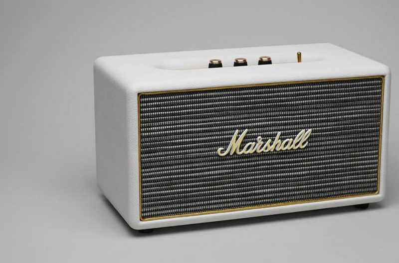 Enceinte Stanmore Marshall Blog D Co Design