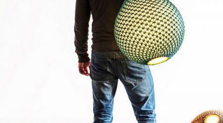lampe-Knitted