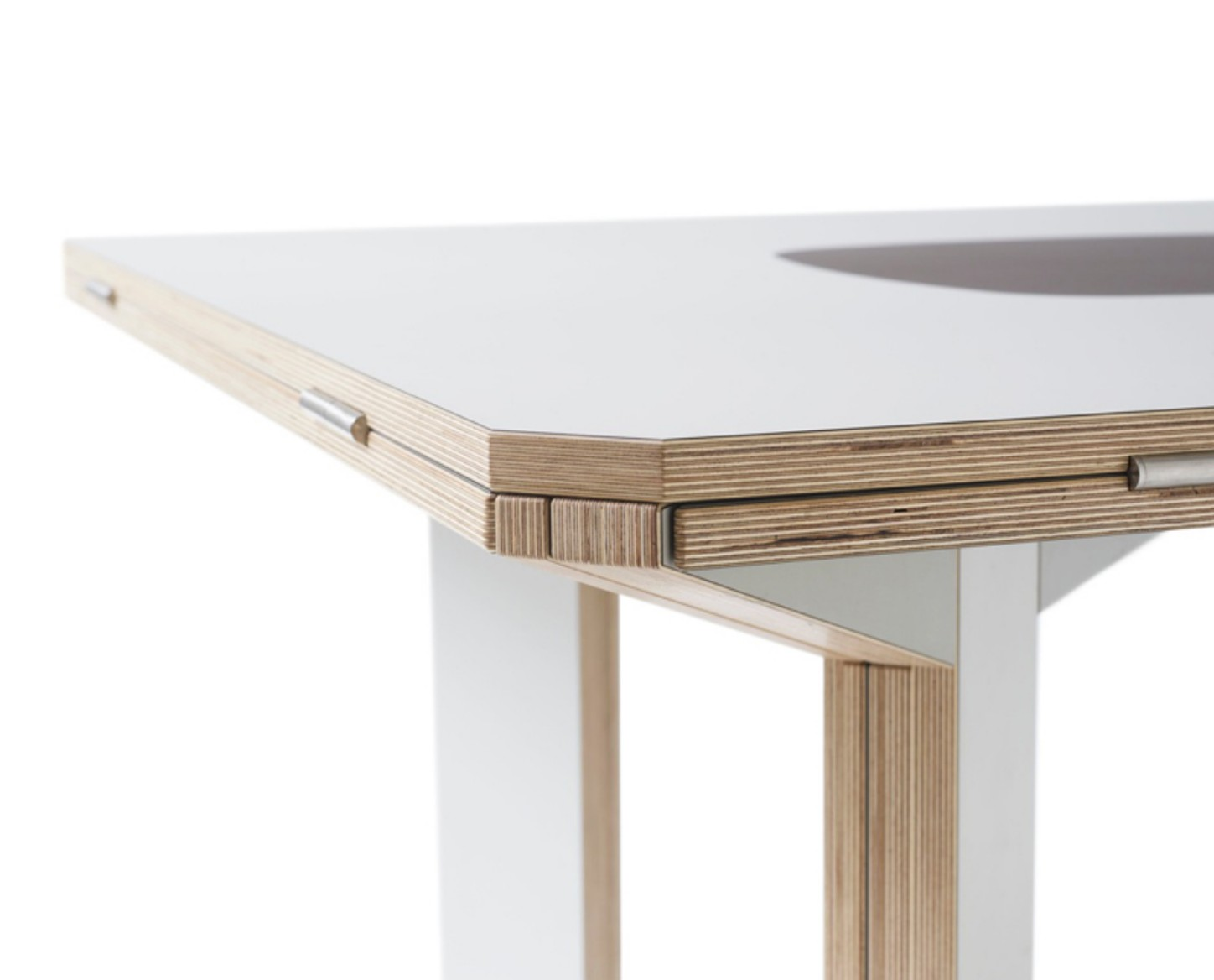 Table Extensible Design Conceptions De Maison