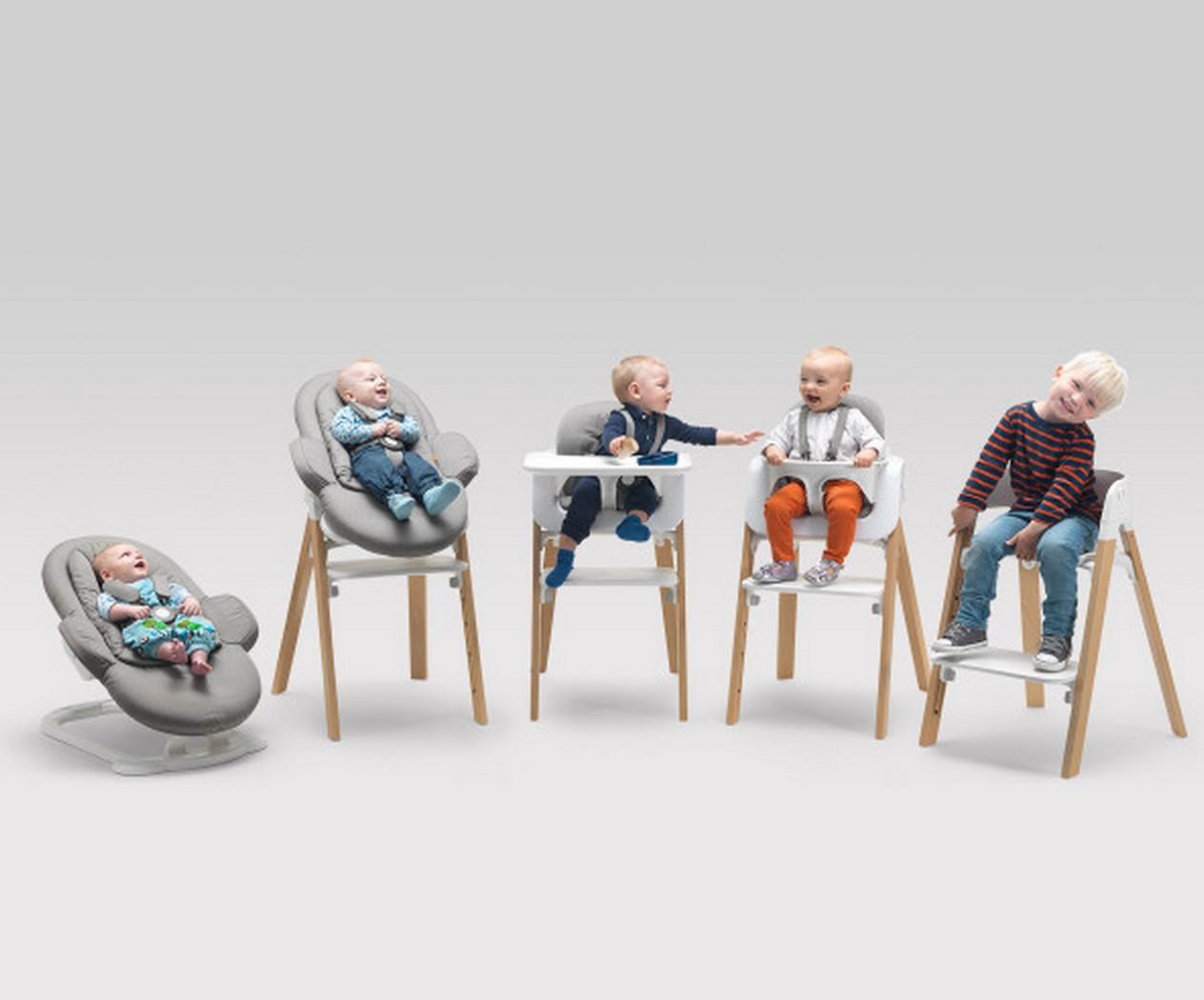 Chaise Haute Bois Evolutive : Chaise haute b?b? en bois- chaise haute evolutive Acheter une chaise