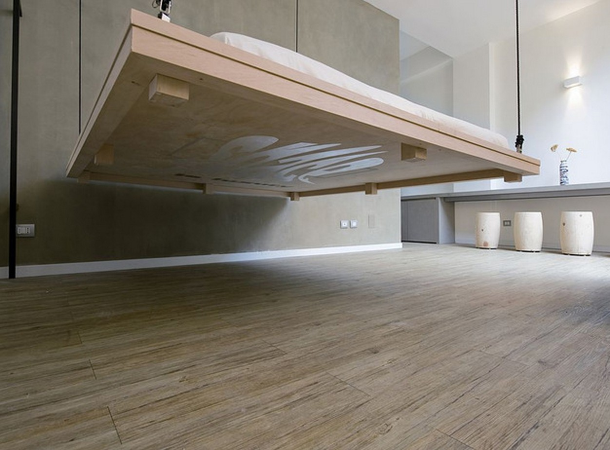 lit plafond - Lit Plafond