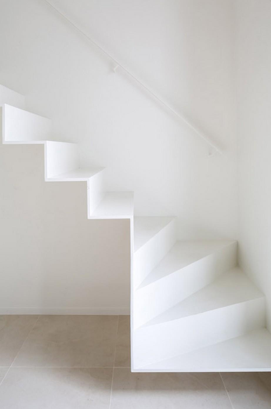 Impressionnant escalier par five am blog d co design for Deco trap interieur