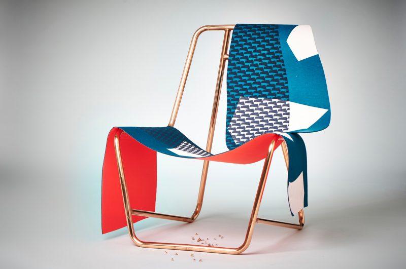 Fauteuil chroma frame par lucy birley blog d co design for Fauteuil james eames