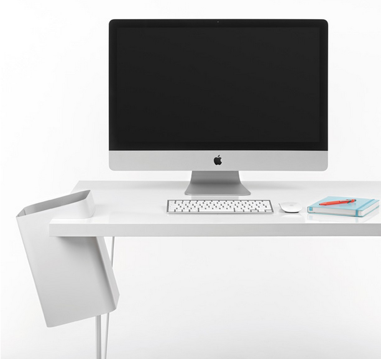 Poubelle de table par crous calogero blog d co design - Poubelle bureau enfant ...