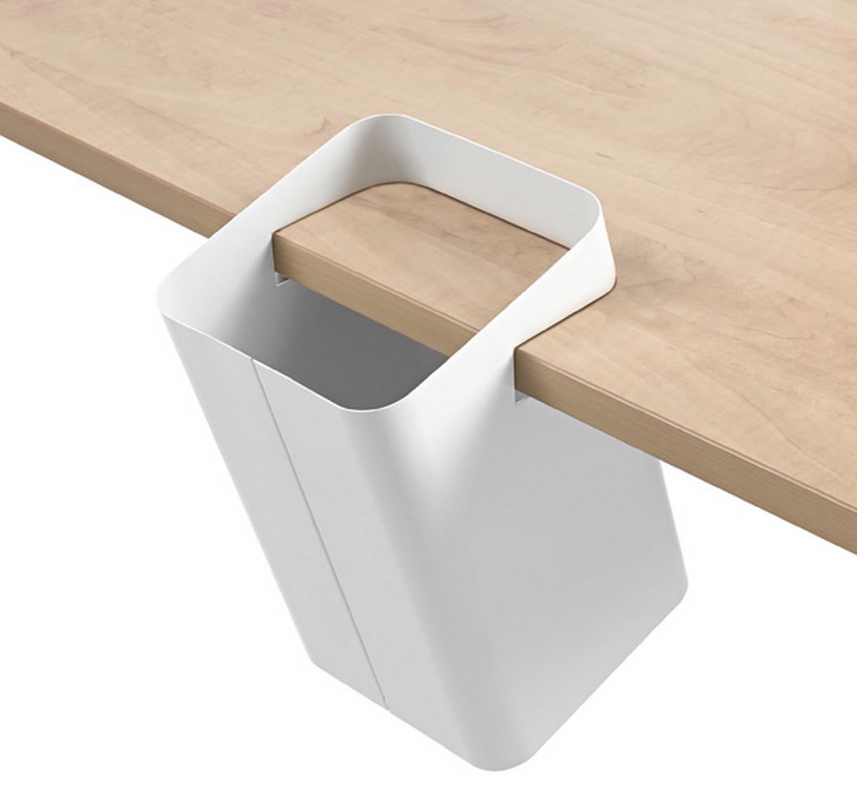 Poubelle bureau design - Poubelle de table design ...