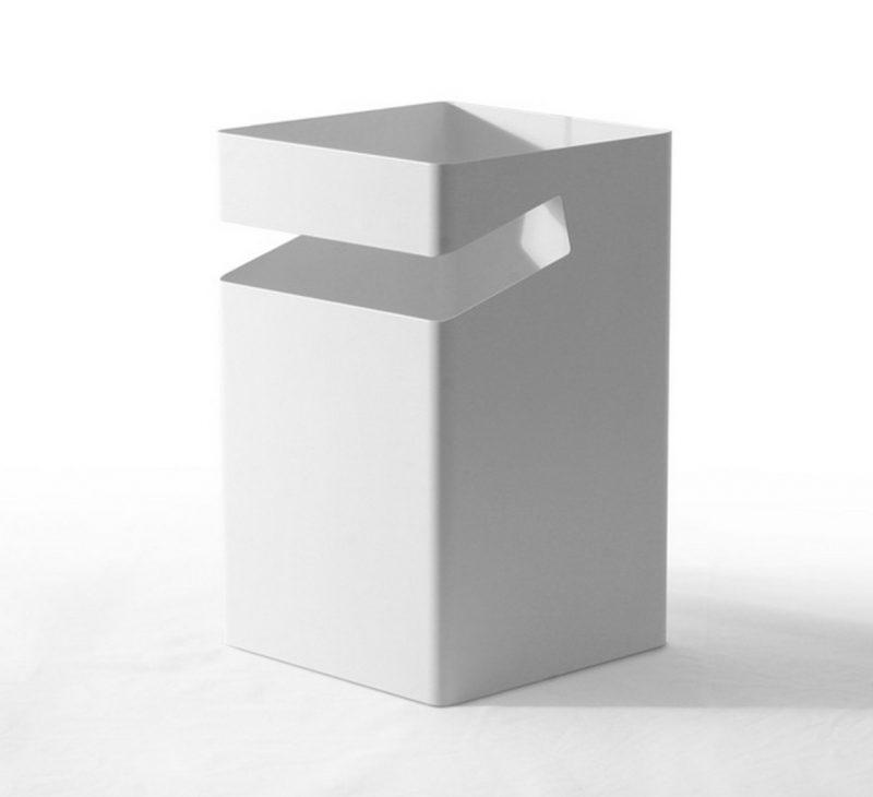 poubelle de table par crous calogero blog d co design. Black Bedroom Furniture Sets. Home Design Ideas