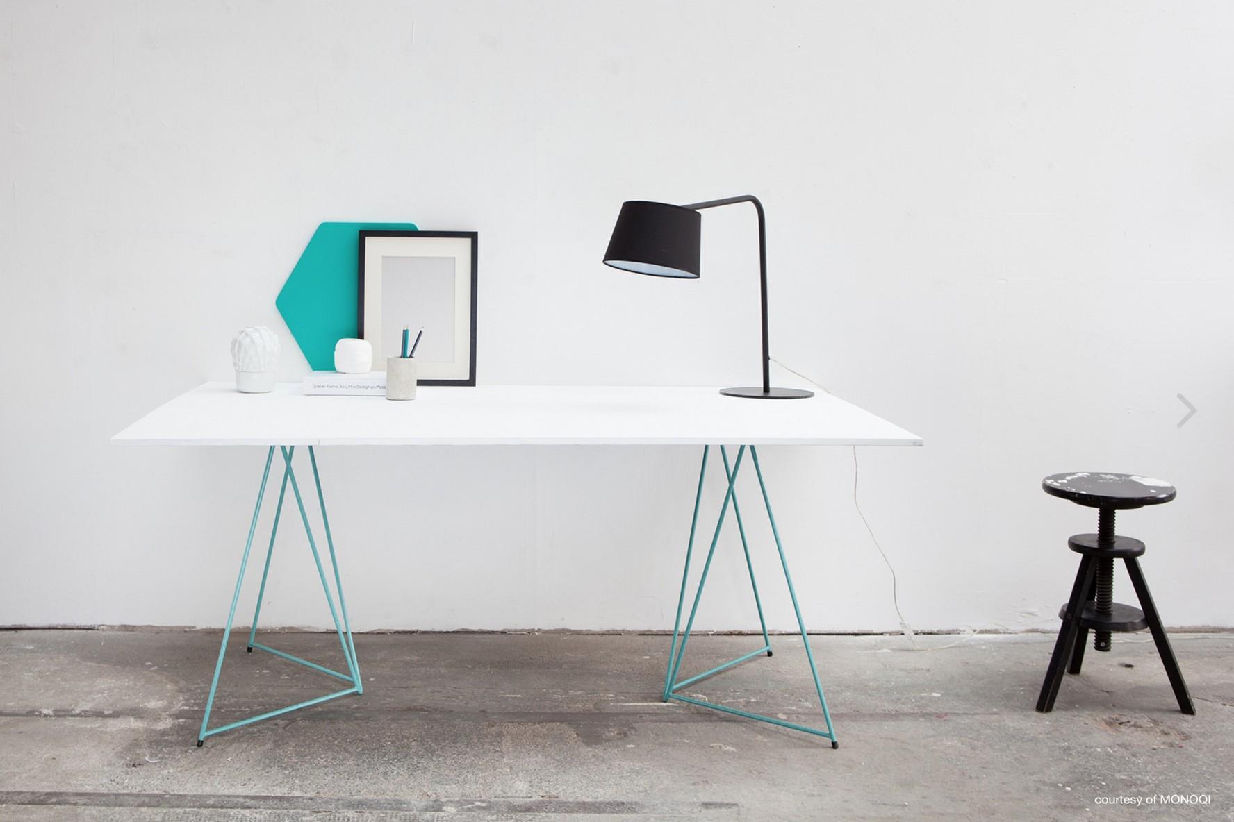 treteaux design 2 blog d co design. Black Bedroom Furniture Sets. Home Design Ideas