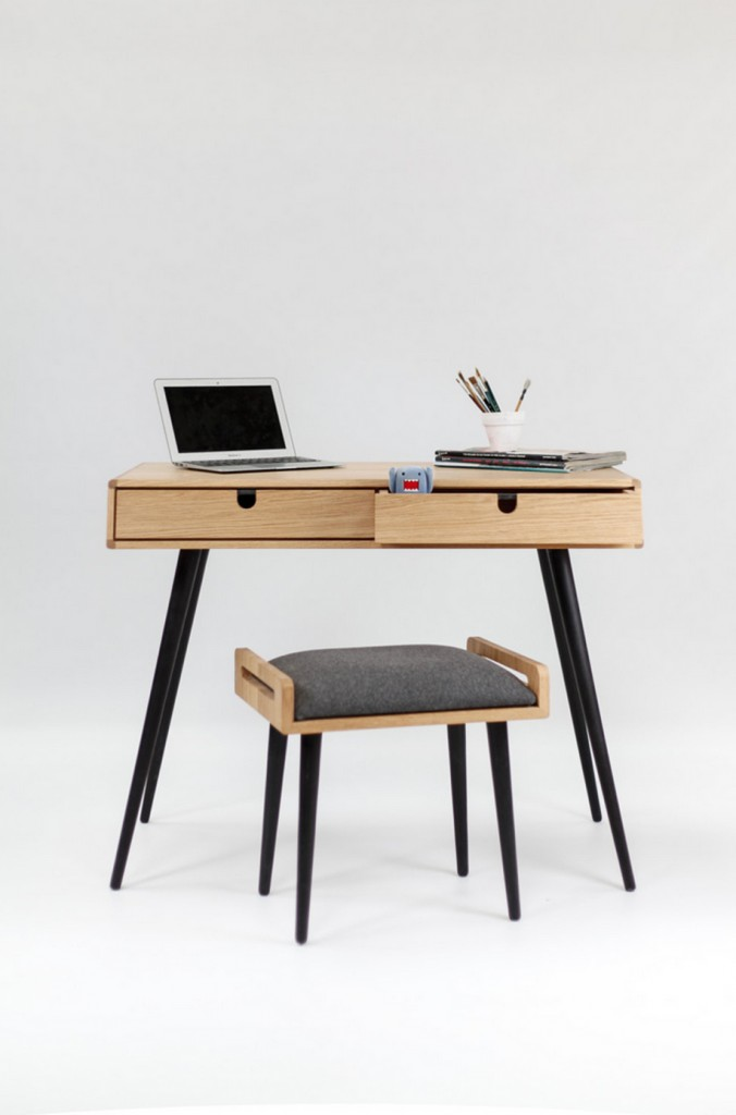 Bureau scandinave blog d co design for Bureau style scandinave