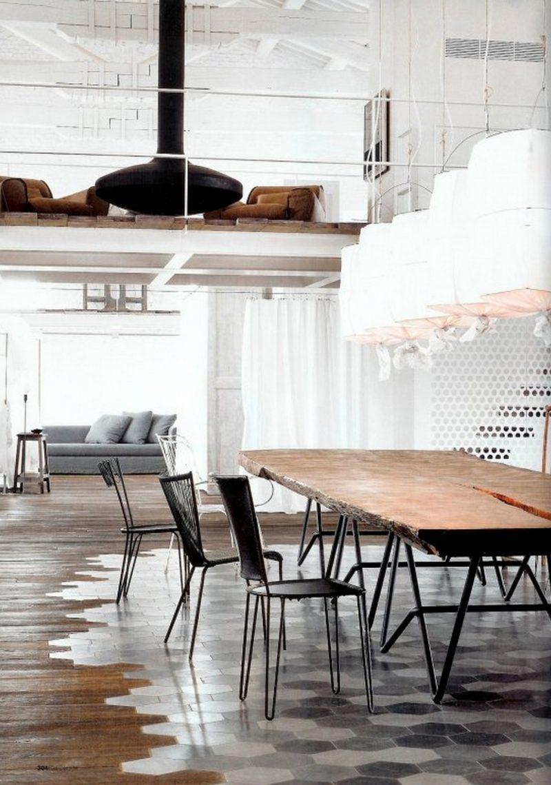 Parquet et carrelage par paola navone blog d co design Deco parquet