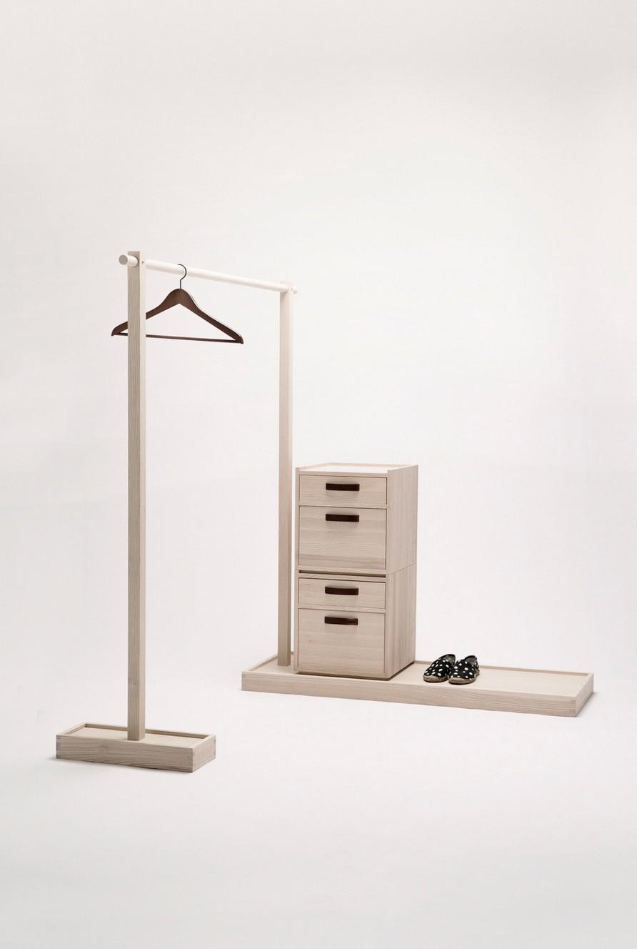 portant bois 2 blog d co design. Black Bedroom Furniture Sets. Home Design Ideas