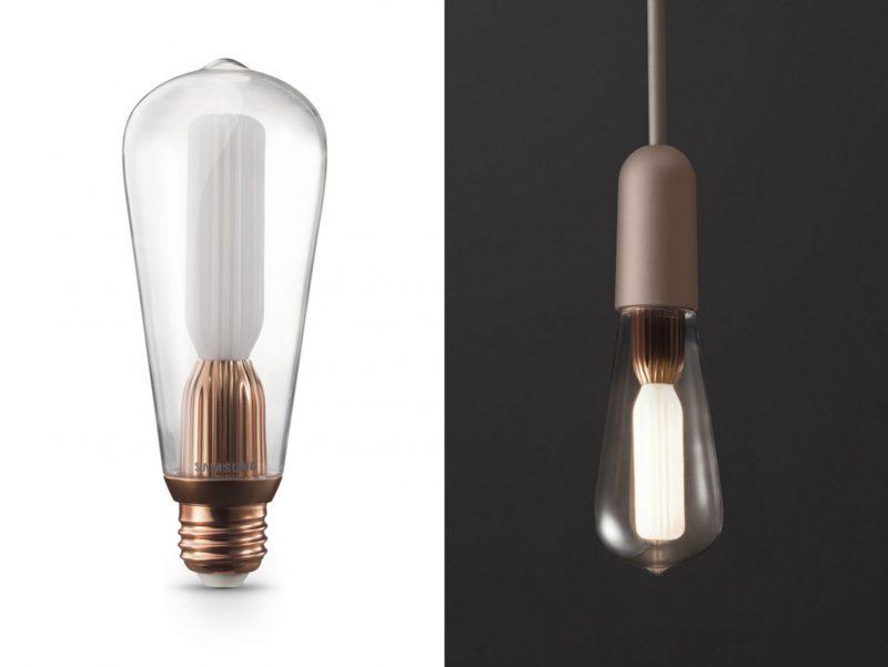 enfin une ampoule led qui ne soit pas moche blog d co. Black Bedroom Furniture Sets. Home Design Ideas