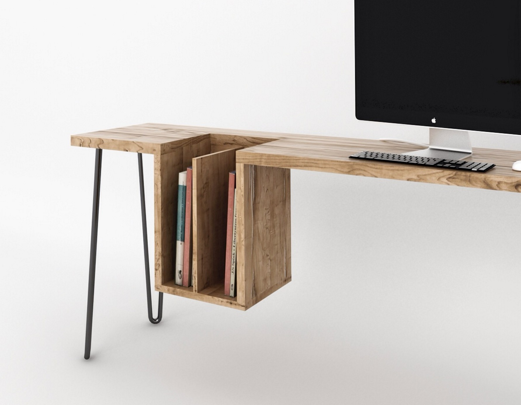 bureau design bois 4 blog d co design
